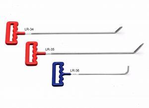 Mini Laser Rod set 3pc