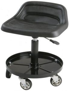 CS-5 Adjustable Height Shop Seat