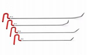 Pick Set 4 pc PDR Tools