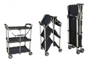 CT-10 Collapsible Tool Cart
