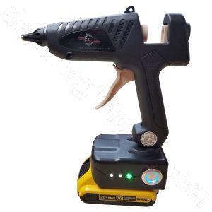 HG-8 Cordless Glue Gun Dewalt Battery Powered Includes Cord