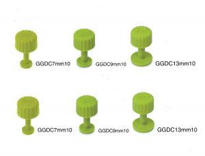 BL-33 Gang Green Dead Center Variety Pack Intro Hail Tabs (6 Tabs)