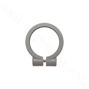 A-142 Loc-line Element Clamp Gray