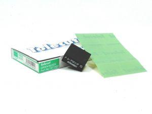 Tolecut Abrasive 8-Cut Toleblock - Green 2000 Grit Sheets