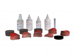 N-9 Infinity Headlight Restoration Restock Kit
