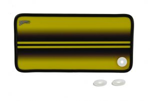 PC-92 Yellow Double Line with Fade Reflector Board