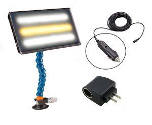 "PC LED 131 - 13"" Portable LED Light with free PC-128"