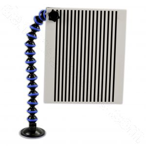 Q-23 PDR White Striped Ding Board