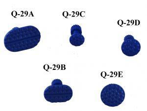 Q-29 Thetis 5 Piece PDR Glue Tab Set