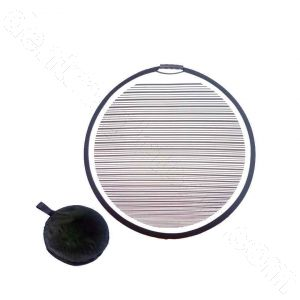 Q-67 PDR Dent Mirror Large Line Reflector Foldable Board with Storage Bag