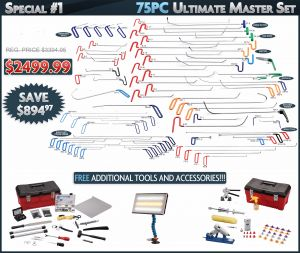 Special #1  75pc Ultimate Master Set