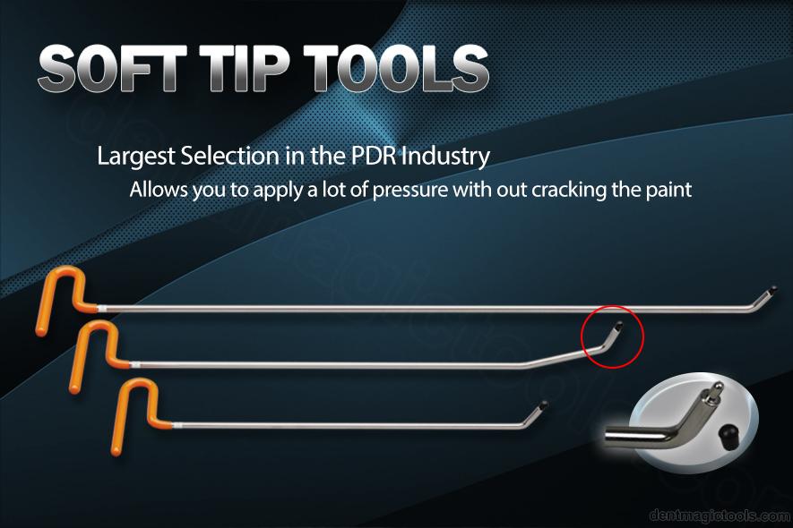 Soft Tip Tools