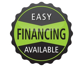 Quick and Easy Financing Options Available