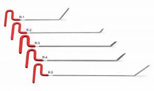 Mini Rod PDR Set 5 pc