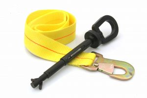 S-107 I-Bolt w/ Safety Strap 71490