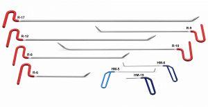 Starter PDR Set - 9 pc Tool Rod Set