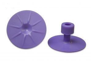 A-57 Single Tab - 35mm Thin Round PDR Glue Tab