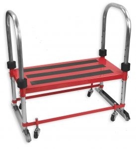 A-82 Pro Step Adjustable Work Stand 20350