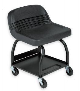 CS-1 Large padded shop seat