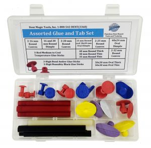 GT-27 Assorted Glue and Tab Set