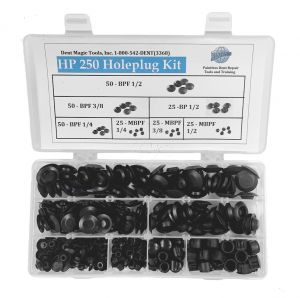 HP-250 Assorted Hole Plug Kit
