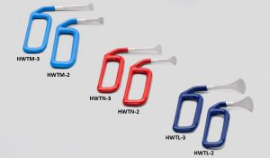HWT Hand Set 6 pc Ultra Thin Whale Tail Hand Tool Set