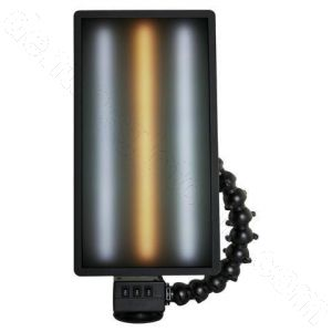 """PC LED 220 LED Dewalt Charged Ultra Vibrant Portable 20"""" Light (No Battery or Charger) Cool Warm Cool Strips"""