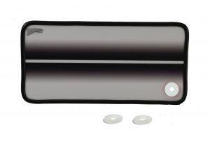 PC-93 White Single Line with Fade Reflector Board