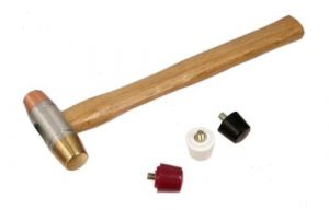 "H-1 9"" 5-In-1 Dual Interchangeable Hammer"