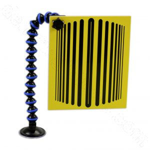 Q-22 PDR Yellow Striped Ding Board