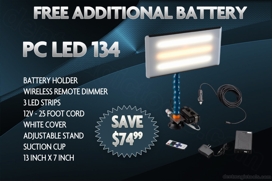PC LED 134