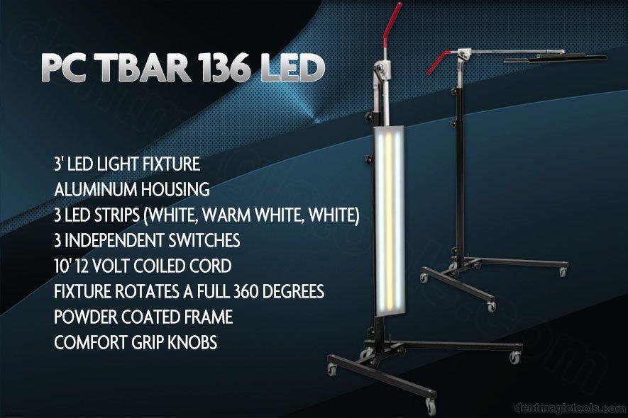 PC TBAR 136 LED