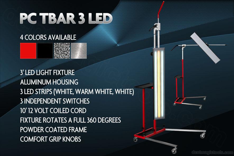 PC TBAR 3 LED