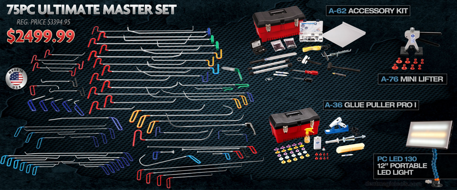 75pc Ultimate Master Set