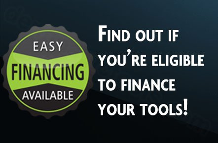 Easy Financing Options available.