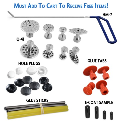 qualify items